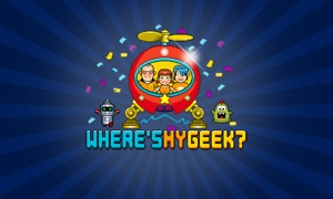 Where's my geek? The best hidden object game
