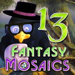 Fantasy Mosaics 13