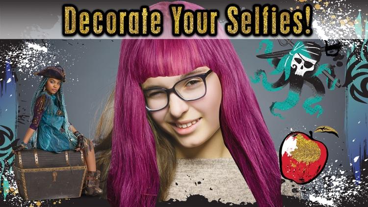 Descendants2 SelfieStar Studio