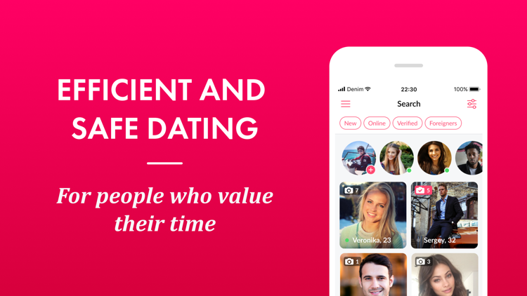 När kommer dating bli allvarligare