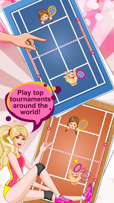 Amazing Princess Tennis Pro screenshot four