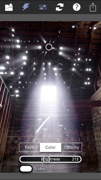 Rays screenshot-0