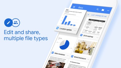 Google Docs: Sync, Edit, Share app image