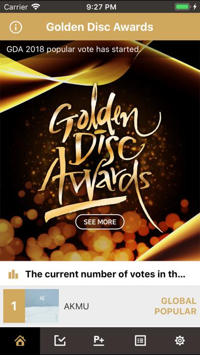 32nd Golden Disc Awards VOTEのおすすめ画像2