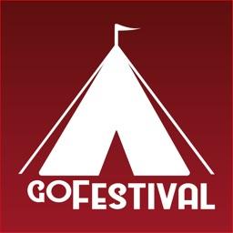 goFestival - Discover music festivals