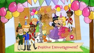 給孩子的公主生日派對拼圖屏幕截圖4