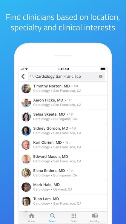 Doximity - Medical Network screenshot-4