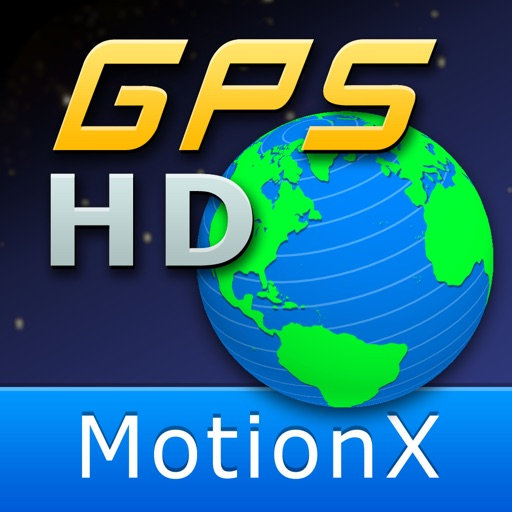 MotionX GPS HD icon