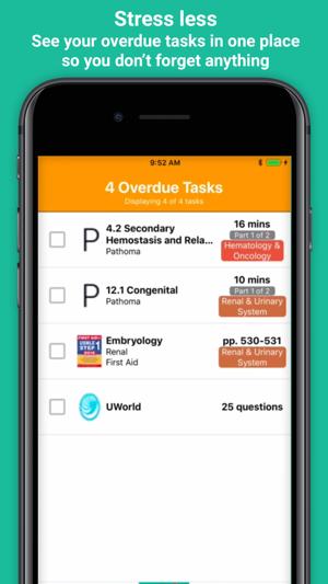 Cram Fighter USMLE Study Plan on the App Store