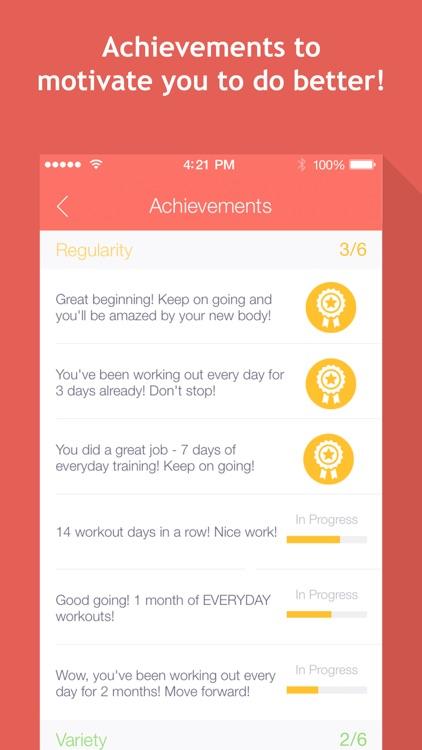 7 minute bodyweight workout screenshot-3
