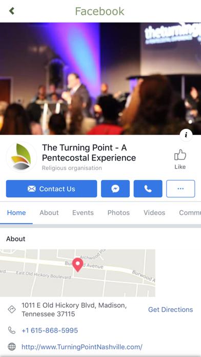 点击获取The Turning Point Church