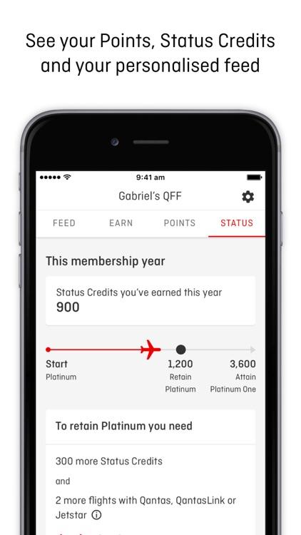 Qantas Airways screenshot-4