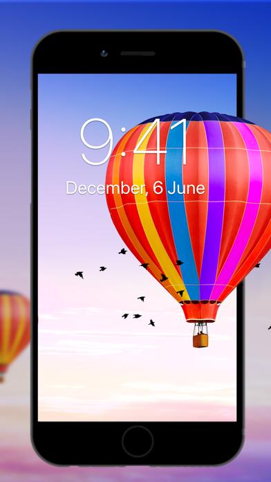 Скриншот №1 к Live Lock Screens for iPhone