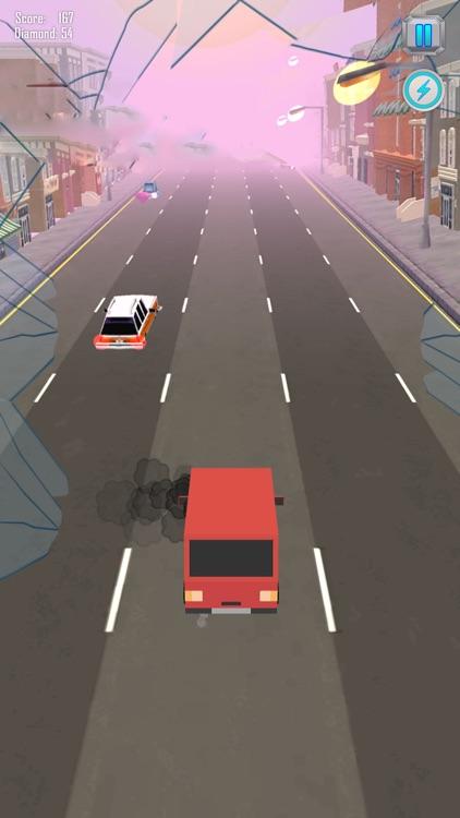 City Traffic Rider 3D screenshot-3