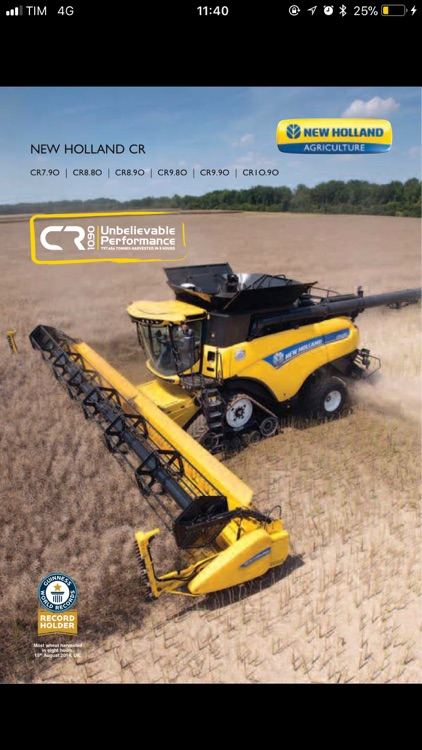 New Holland Brochures
