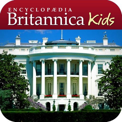 Britannica Kids: US Presidents icon