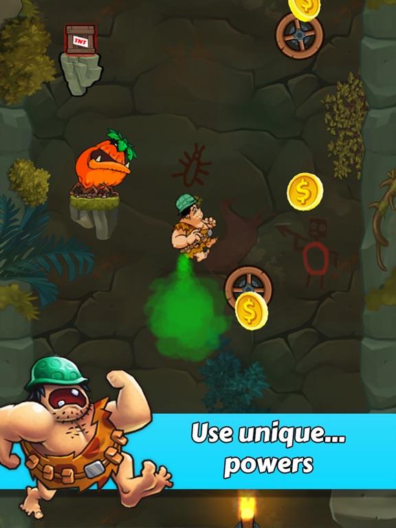 Troglomics Escape screenshot 8