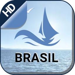 Brazil Nautical Crusing Charts