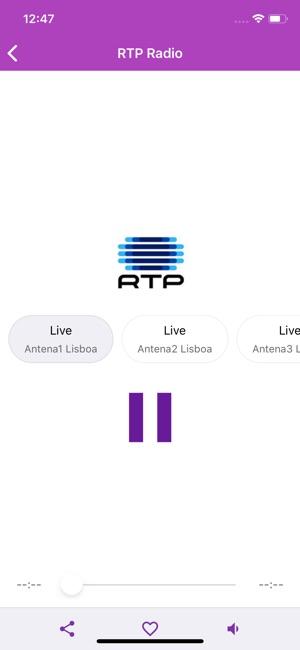Portugal eRadio on the App Store