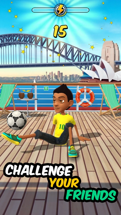 Kickerinho World screenshot-1