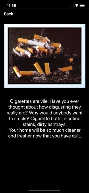 My Last Cigarette - No Ads Edn