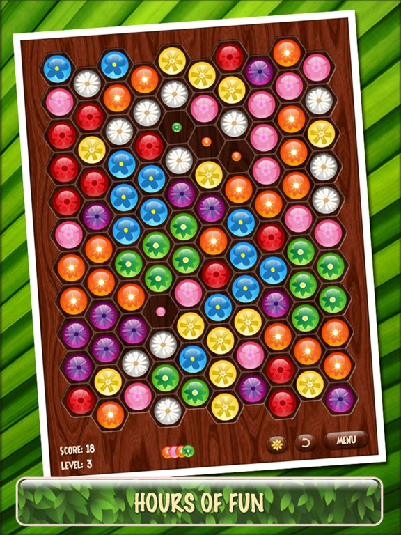 Flower Board HD - A relaxing puzzle gameのおすすめ画像1