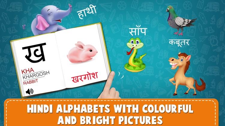 Learn Hindi Alphabets Tracing screenshot-6