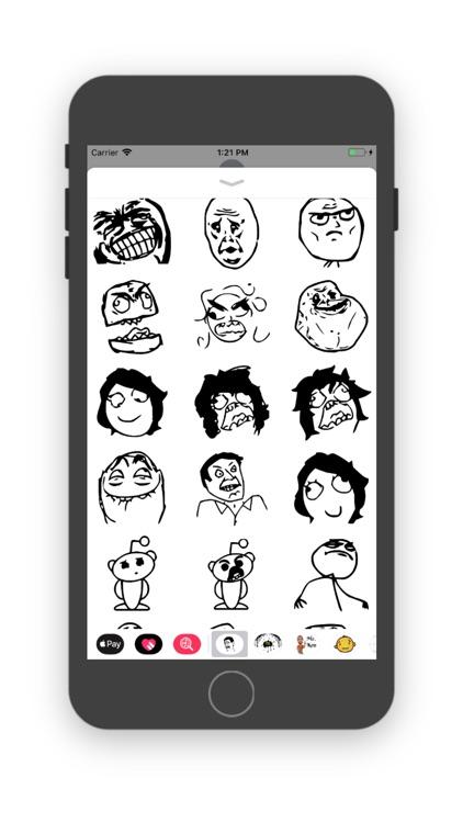 Memes - Sticker Pack screenshot-4