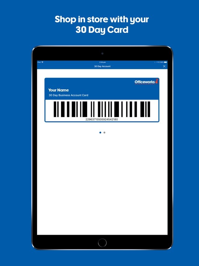 Officeworks app on the app store officeworks app on the app store reheart Image collections