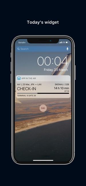 Dating app for flight crews