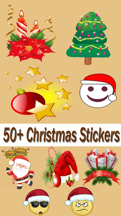 Christmas Awesome Stickers