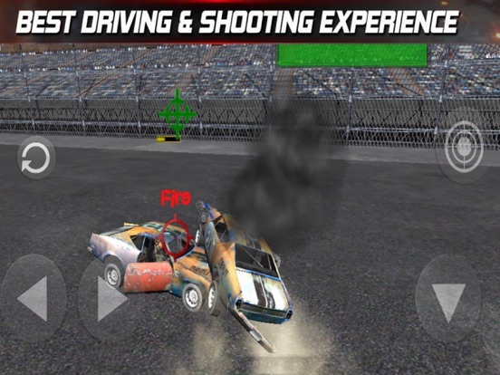 War Car - Crash Arena screenshot 5
