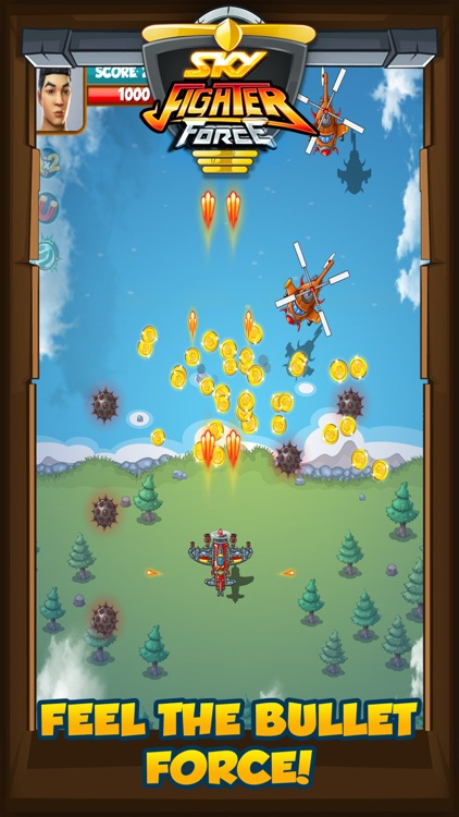 Sky fighter Force : War Games screenshot-7