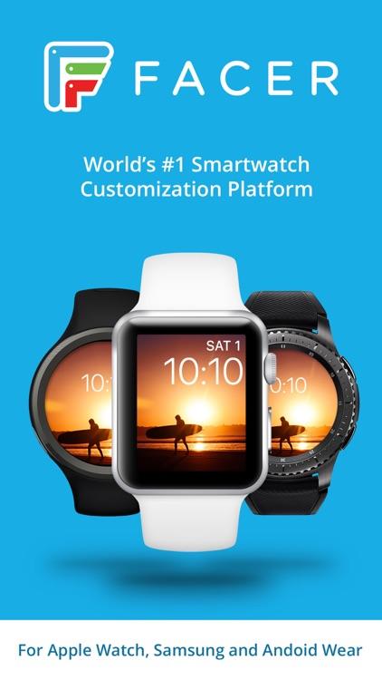 Facer Watch Faces screenshot-0