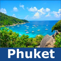 Phuket Travel Map Offline