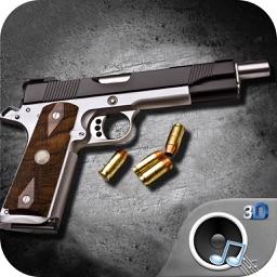 Real Gunshot Simulation App