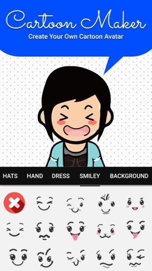Cartoon Maker Avatar Creator On The App Store