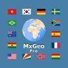 Weltatlas & Weltkarte MxGeoPro