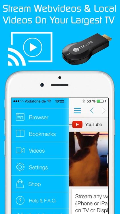 Video & TV Cast + Chromecast