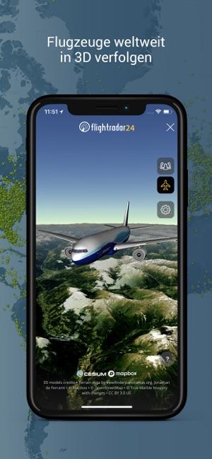 Was ist Flightradar24?