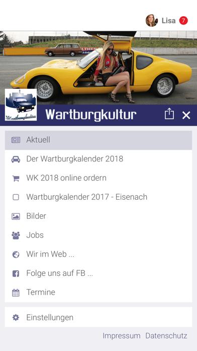 Wartburgkultur screenshot 2