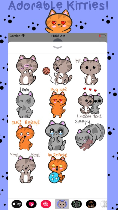 download Adorable Kitties apps 3