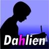 Dahlien-Wörter