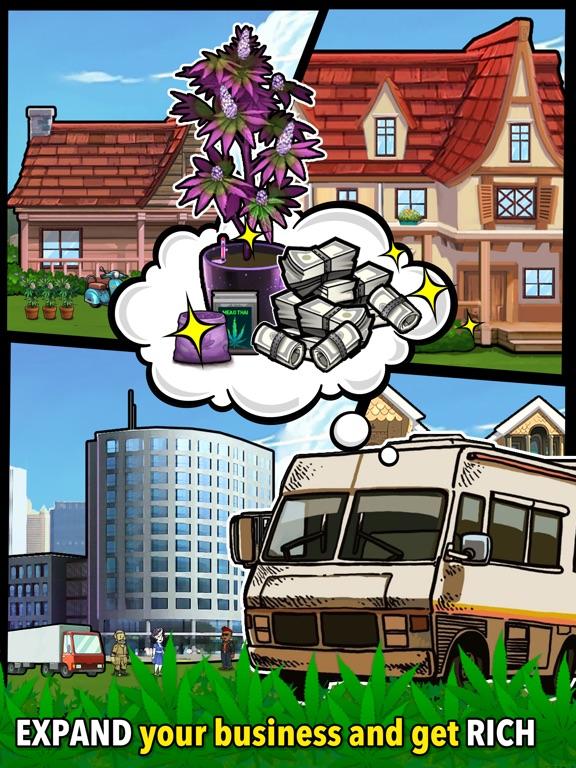 Скачать игру Weed Farm Firm with Ganja Maps