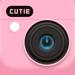 Cutie - 贴纸滤镜相机拼图激萌咔叽