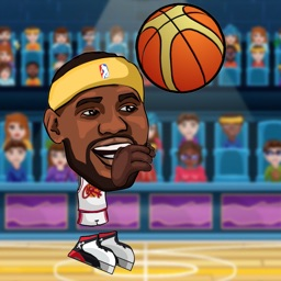 Basketball Legends: Dunk Game