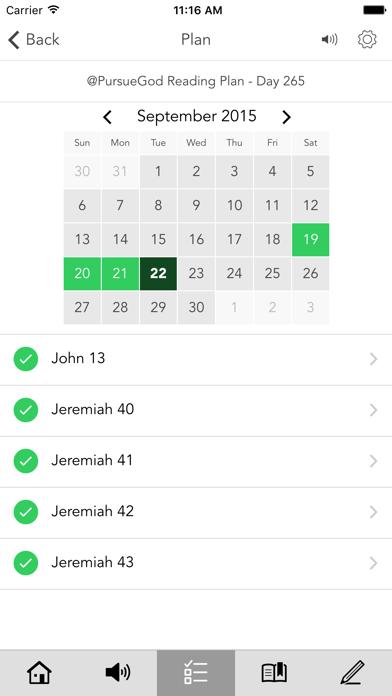 Abundant Life Tab screenshot 3