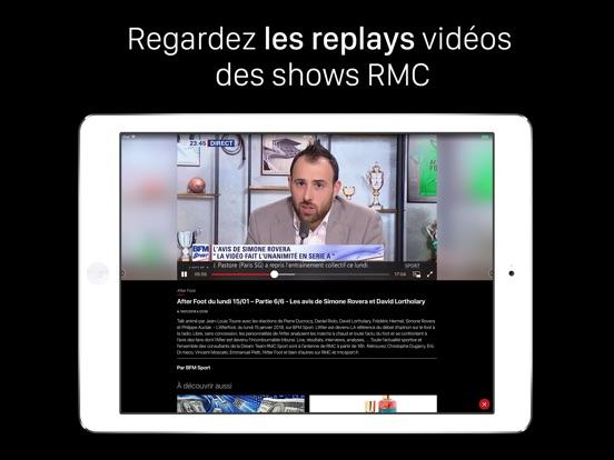 RMC : Info Talk Sport Скриншоты9