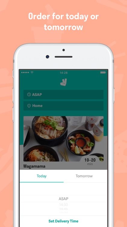 Deliveroo screenshot-1