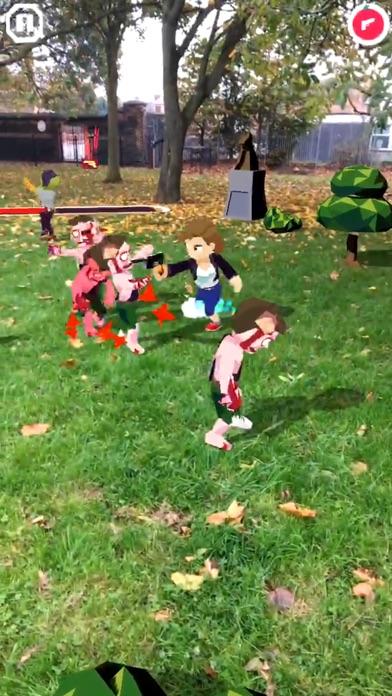 zombies! ARgh! screenshot